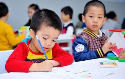 Có nên cho trẻ học toán tư duy ngay từ khi còn bé?