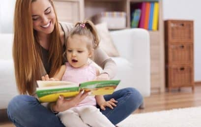 Toán tư duy – vì sao nên đọc truyện cho con nghe hằng ngày?