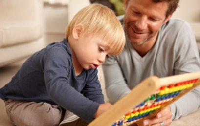 Toan tu duy – Những điều bố mẹ có thể dạy con thông qua các trò chơi
