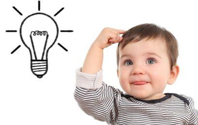 Bí quyết nuôi con thông minh từ nhỏ – Toán tư duy