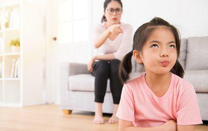 Toan tu duy – Nên hay không nên phạt bé khi bé còn nhỏ?