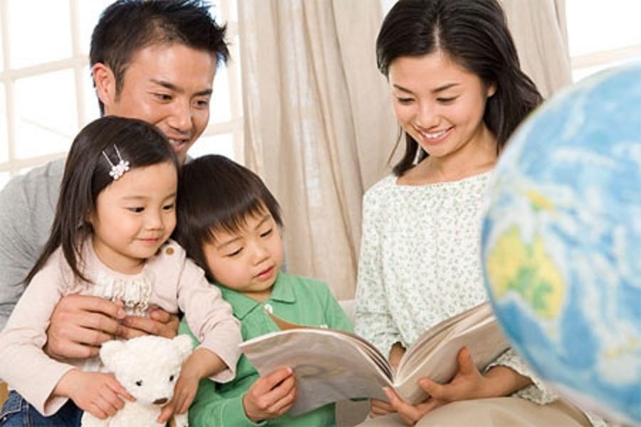 Toán soroban – Bí quyết hình thành thói quen đọc sách cho con