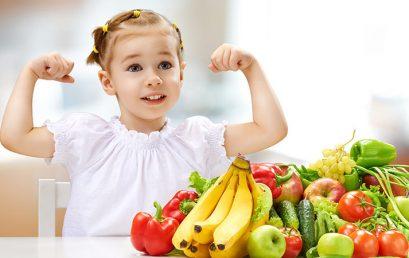 Toán tư duy – bật mí loại thực phẩm tăng cường trí nhớ cho con