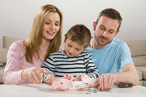 Bài học về tiền trẻ nên được dạy trước 10 tuổi – Toán tư duy