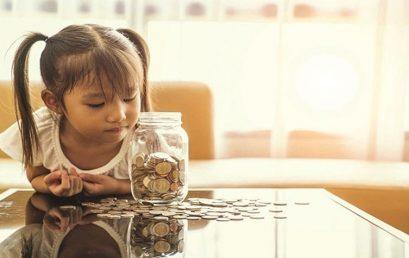 Bài học về tiền trẻ nên được dạy trước 10 tuổi – Toán tư duy (part 1)