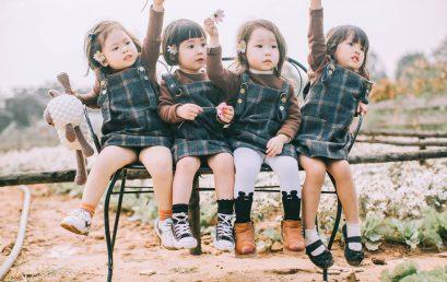 VÌ sao cha mẹ nên cho con chơi thân với anh em họ – toán tư duy