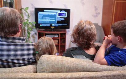 Cách quản lý thời gian bé xem tivi – Toán tư duy