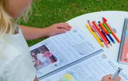 Dạy con cách viết nhật ký học tập – Toán tư duy