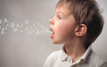 Toán soroban – Tìm hiểu trí thông minh ngôn ngữ ở trẻ nhỏ