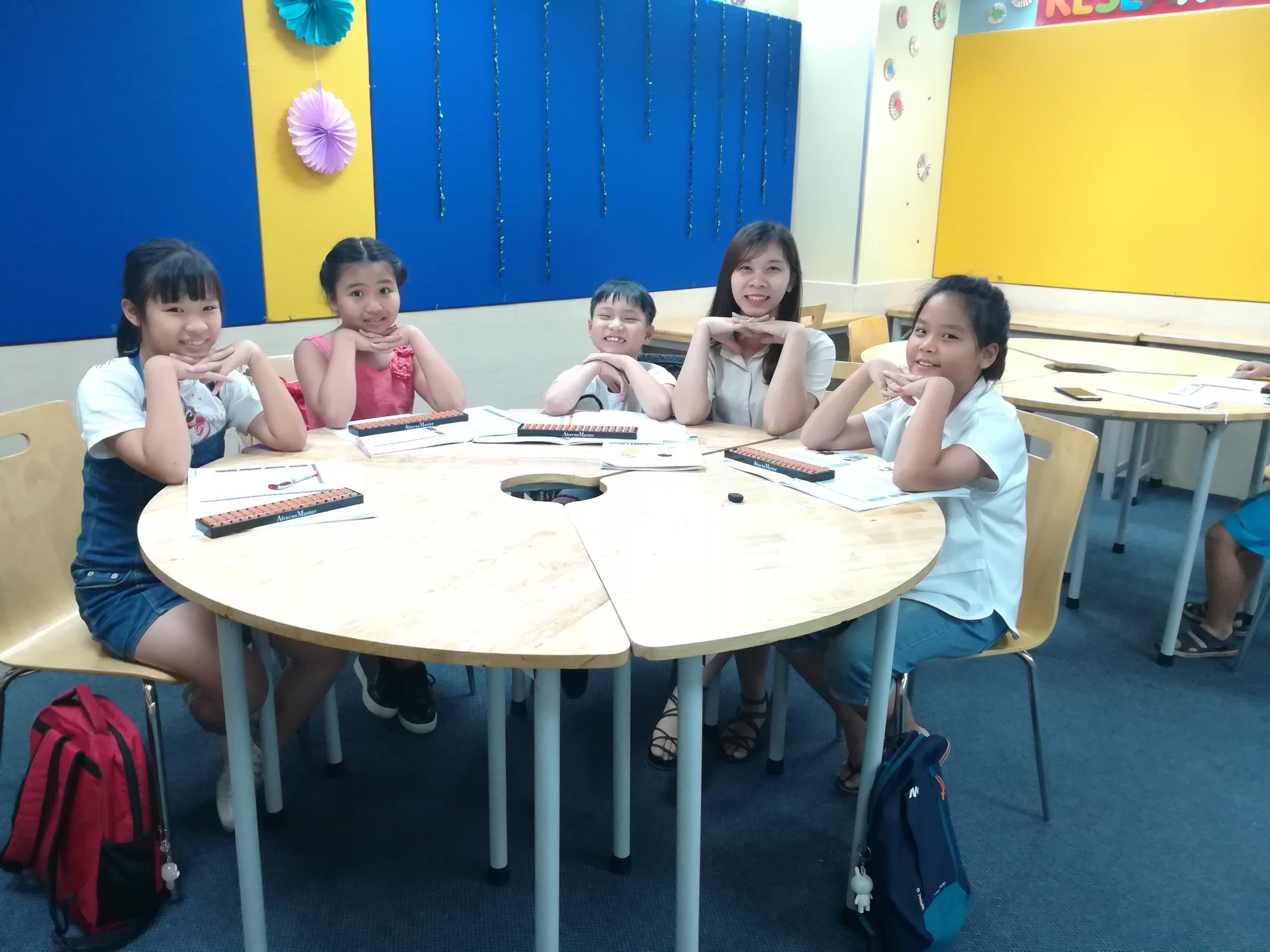 Môi trường học thân thiện với học viên