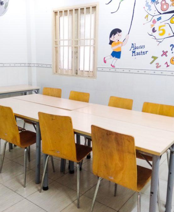 Hệ thống trung tâm Abacus Master Việt Nam