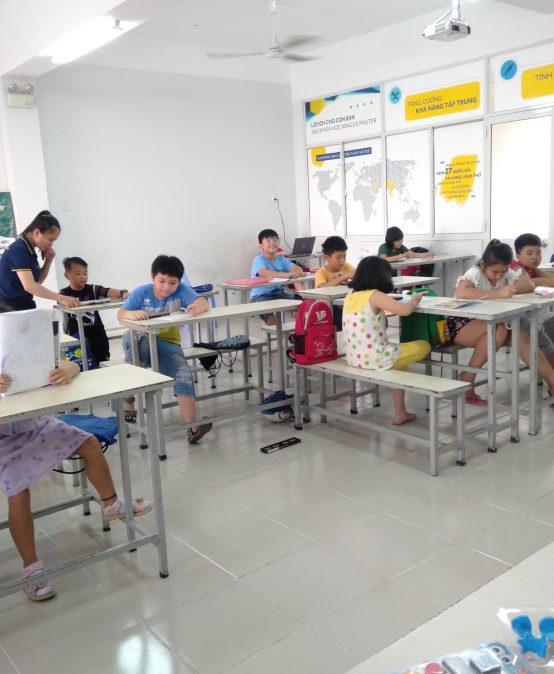 Toán tư duy là gì và lợi ích mang lại cho trẻ