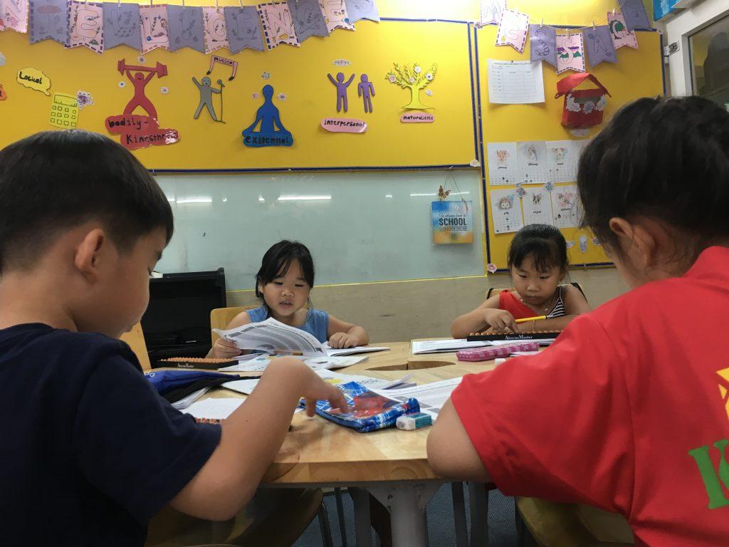 Lớp học tối đa 10 học viên