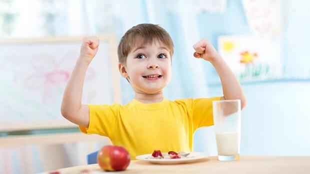 tăng cường sức đề kháng cho trẻ